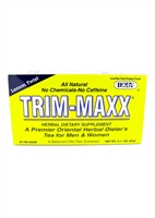 Trim-Maxx Lemon Twist Herbal Tea (30)