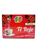 Therbal Red Tea/Te Rojo 20 Tea Bags