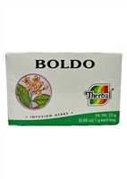 Therbal Boldo Tea 25 Tea Bags