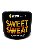 Sweet Sweat BBF Cream 6.5 Oz Jar