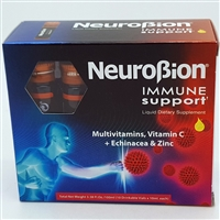 Neurobion Immune Support Liquid Dietary Supplement 10 Vials