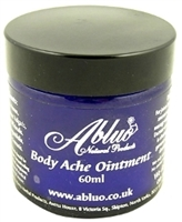 Abluo Body Ache Ointment - 60ml Jar
