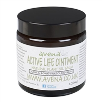 Avena Active Life Ointment - 120ml Jar