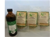 Male Aphrodisiac Herb Kit - 3x 100 Pure Herbal Capsules & 100ml Tincture
