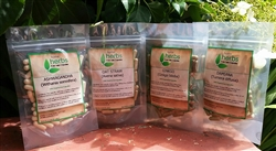 Male Aphrodisiac Herb Capsules Kit - 4x 100 Pure Herbal Capsules