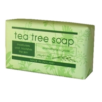 Christina May 'Tea Tree' (Grade 1) - 200g Bar