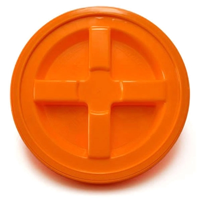 Grit Guard Gamma Seal Lid - Orange