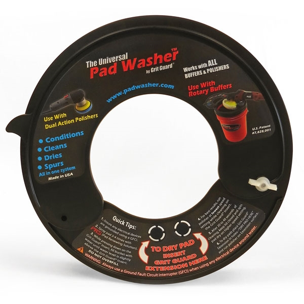 Grit Guard Universal Pad Washer Replacement Lid