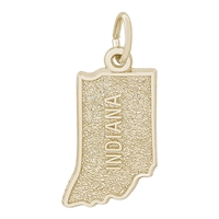 Rembrandt Indiana Charm, 10K Yellow Gold