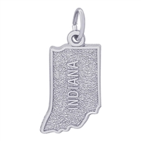 Rembrandt Indiana Charm, Sterling Silver