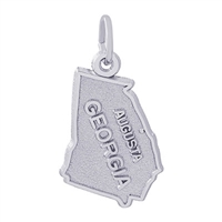 Rembrandt Augusta Charm, Sterling Silver