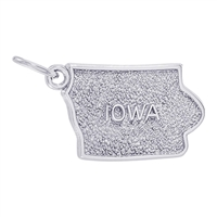 Rembrandt  Iowa Charm, 14K White Gold