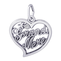 Rembrandt Grand-Mere Charm, Sterling Silver