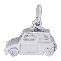 Rembrandt Classic British Car Charm, Sterling Silver
