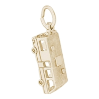 Rembrandt RV Charm, 10K Yellow Gold