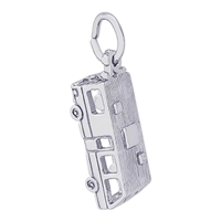 Rembrandt RV Charm, Sterling Silver