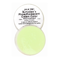 Kryolan Phosphorescent Cream Color