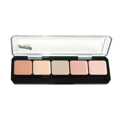 Graftobian HD Creme Palette Corrector Light