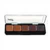 Graftobian HD Creme Palette Neutral 3