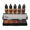 Graftobian HD Creme / GlamAire Sampler Neutral 3