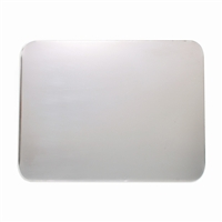 Ben Nye Palette, Stainless Steel Large Mixing Pale