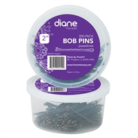 "Diane by Fromm Professional 2"" Bob Pins 300 pack"