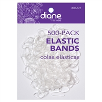 Diane by Fromm Elastic Bands 500 pack