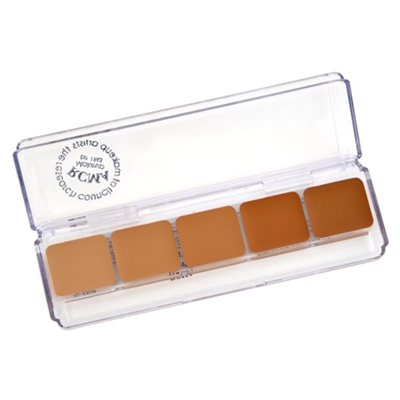 RCMA 5 Color Foundation Palette Shinto