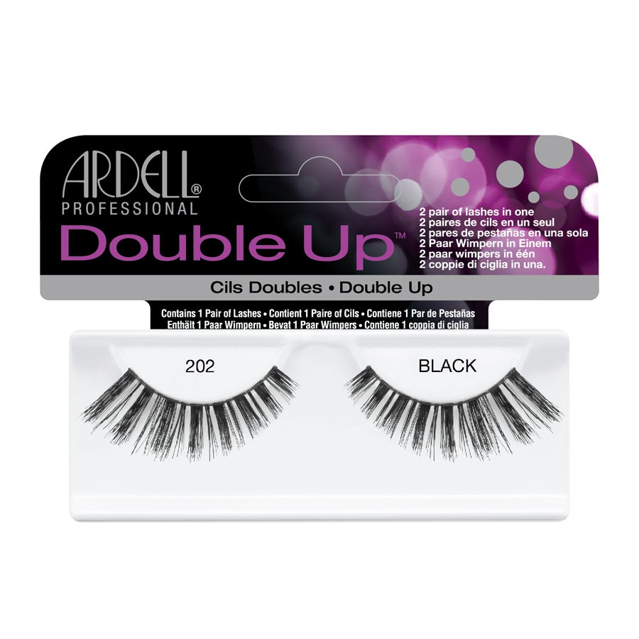 77cb2940e63 Ardell Professional Double Up 202 Black