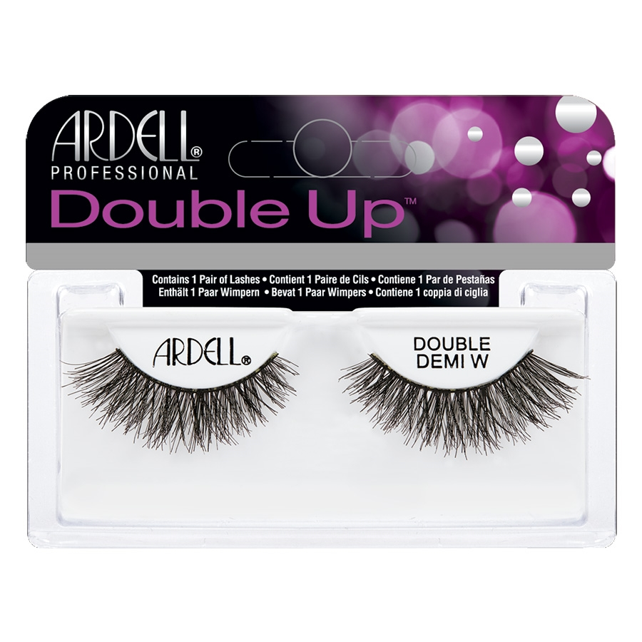 09eb80c67ce Ardell Professional Double Up Demi Wispies Black