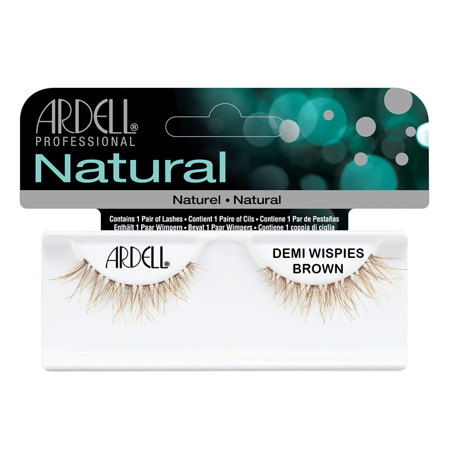 f326a59c636 Ardell Professional Natural Demi Wispies Brown