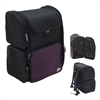 Sunrise Makeup Backpack, Black Nylon