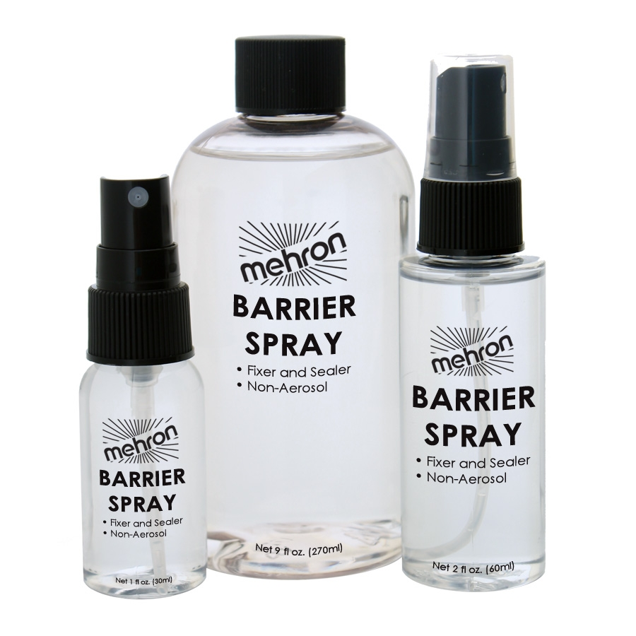 Image result for Mehron Barrier Spray