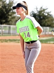 "Womens ""Smooth Performance Windmill"" Softball Uniform Set With Pants A1559SOF-SETP"