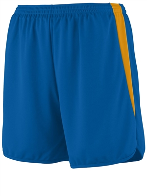 "Youth 4"" Inseam ""Velocity"" Moisture Wicking Track Shorts A346T"