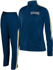 "Womens/Girls ""Medalist 2.0"" Full Zip Unlined Warm Up Set A4397-4396WU-SET"