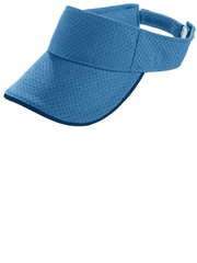"""Steal"" Athletic Mesh Softball Visor A6223-6224SOF"
