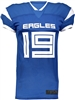 "Adult ""Curl Route"" Tricot Mesh Football Jersey A9582FB"