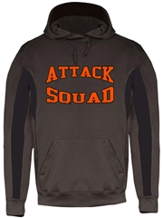 "Adult ""Knockout"" Performance Fleece Hoodie BGR146500SWT"