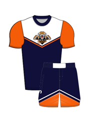 "Adult/Youth ""Striker"" Custom Sublimated Compression Shirt with Grappler Shorts"