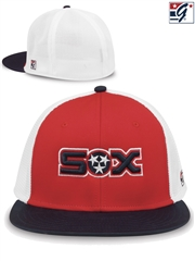 """The Game Headwear - Diamond Mesh Game Changer"" Baseball Cap GB437BAS"