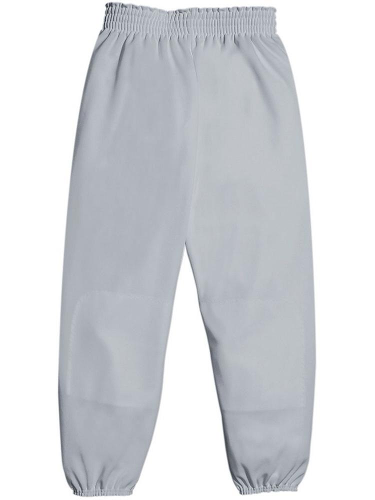 Traditional Fit Elastic Bottom Calf Length Baseball Pants H19421BAS f709a02807
