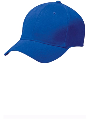 Cotton Twill Plastic Snap Adjustable Baseball Cap H319700-319701BAS