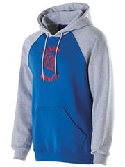"Adult ""Downfall"" Performance Fleece Hoodie HL229179SWT"