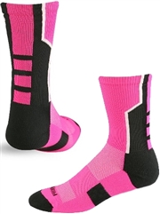 3 Pointer Performance Crew Sock PF2303-TP