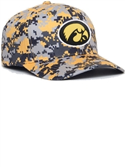 Performance Digital Camo Universal Fit Baseball Cap PH708FBAS