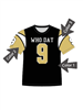 "Quick Ship Custom Program - Adult/Youth/Womens ""Clash"" Custom Flag Football Crew Neck Jersey"