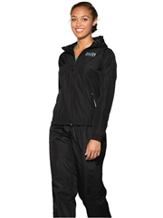 "Womens ""Hooded Mobility"" Full Zip Lined Warm Up Set SLST76WU-SET"