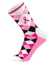 Argyle Aware Crew Sock TCLBCC2-TP