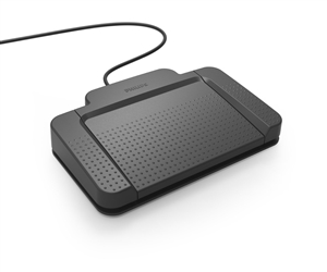 Philips ACC-2320 USB Transcription Foot Pedal ACC2320